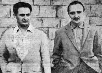 Guido Aristarco e Renzo Renzi